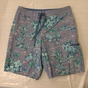 Mossimo Supply Co Board Shorts Men's Size 34